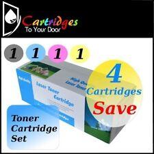 Premium TN251 / TN255 Compatible Toner 4 Cartridge Set For Brother Colour Laser