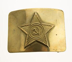Original Koppelschloss Sowjetunion Russland UDSSR Russia