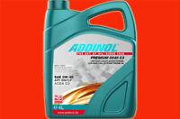 4 Liter Kanister (1L=6,35 €) ADDINOL Motoröl PREMIUM 0540 C3 5W-40 Öl Oel 229.51