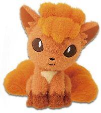 Pokemon - Peluche 24 cm - Sun & Moon : Goupix (Vulpix) - Banpresto