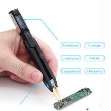 Digital Smart Tweezers Dt71 Lcr Meter Signal Generator Debugging Reparing Tool