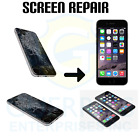Iphone 7 A1660 A1778 Lcd Digitizer Glass Screen Replacement Mail Repair Service