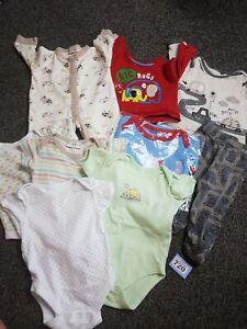 Baby Boys Age 3-6 Months Bundle (B720)