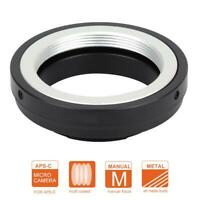 L39-FX Lens Adapter Ring Aperture Priority for Leica M39 Lens to for Fujifilm FX