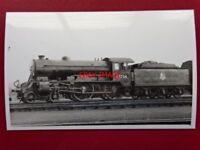 PHOTO  LNER CLASS D49 LOCO NO 62734 CUMBERLAND