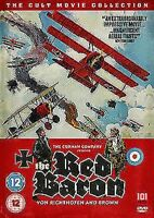 The Red Baron - Von Richthofen y Marrón DVD Nuevo DVD (101FILMS077)