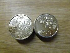 Belgie 500 franken 1980 150 jaar onafhakelijkheid