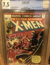 X-MEN #106 Marvel Comics (8/1977) Firelord And Misty Knight Appearance CGC 7.5