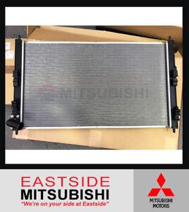 NEW GENUINE MITSUBISHI RADIATOR ASX / LANCER / OUTLANDER 4CYL