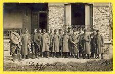 cpa France Carte Photo 26 Avril 1915 MILITAIRES SOLDATS en Uniforme du 4e Rgt
