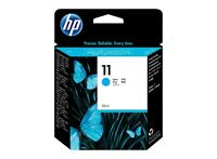 HP Inc CARTUCCIA INK HP 82 DA 69ML CIANO C4911A