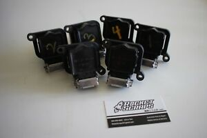 6x BMW Bosch Ignition Coils Coil Pack OEM M54 M56 X3 X5 Z3 Z4 E39 E46 0221504004