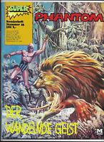 Super Sonderheft Nr.16 von 1973 Phantom - Z1-2 MOEWIG KRIMI COMIC-ALBUM Lee Falk