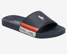 NWT Boys Ralph Lauren Flip Flops, sliders, sandals UK 5.5, EURO 38.5 CM 24