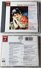 NEVILLE MARRINER Beliebte Orchesterstücke .. 1987 EMI Classics CD TOP