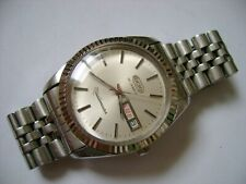 VINTAGE  MEN AUTOMATIC  OCTO   PRESIDENT STYLE RUN AND KEEP TIME