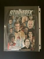 STAR TREK 50TH ANNIVERSARY COVER CELEBRATION IDW CONVENTION VARIANT A NEW UNREAD