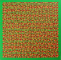 GERHARD VON GRAEVENITZ - Komposition. Handsignierter und nummerierter Siebdruck.