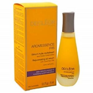 Decleor Aromessence Iris Rejuvenating Oil Serum 15ml, Brand New & Boxed
