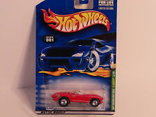 2001 HW Hotwheels TH Treasure Hunt  '65 CORVETTE