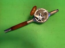 Vintage Rare Neptuna Cradle Rod With Penn Master Mariner No. 349 Fishing Reel @