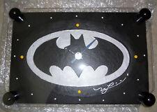 Batman Art Wall Clock Neil Loeb NIP