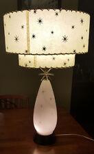 Vintage Retro Eames Era  Mid Century Modern Atomic Starburst Sputnik Lamp