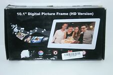 "Digital Picture Frame 10.1"" HD Version with Remote Control"