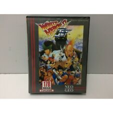 World Heroes 2 Jet SNK Neo Geo AES US No Manual