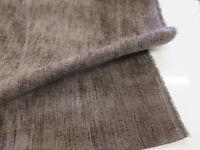 "Dark Brown ""SUMP Velvet"" Heavy Upholstery Fabric. By NEXT"