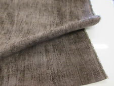 "Dark Brown ""SUMP Velvet"" Heavy Upholstery Fabric. By NEXT"