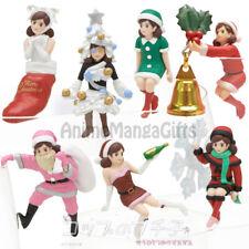 FUCHIKO CHRISTMAS Cup Edge Figure V2 (SET OF 7) KITAN CLUB JAPAN