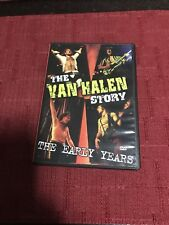 The Van Halen Story, Early Years, Dvd Excellent Condition