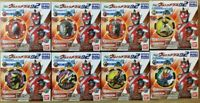 NEW Bandai SG Ultra Medal 02 Ultraman Z 12 pcs Set Candy Toy from Japan