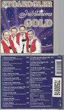 CD--DIE STOAKOGLER -- -- JUBILAEUMS GOLD