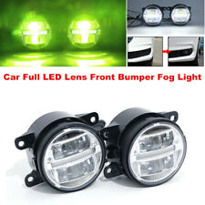 Car LED Lens Fog Lamp Front Bumper Spotlight for Honda Civic Ford Mondeo Suzuki