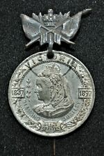 1897 Ottawa City Schools - Queen Victoria Diamond Jubilee Medal, WM