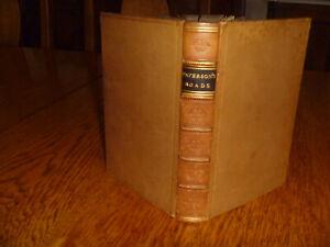 Daniel Paterson, Description of the Principal Cross Roads in Great Britain 1799
