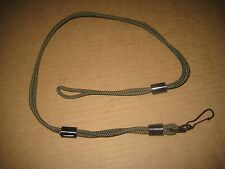"US MILITARY 34"" PISTOL LANYARD  8465-00-965-1705  8P429 ORIGINAL USGI UNISSUED"