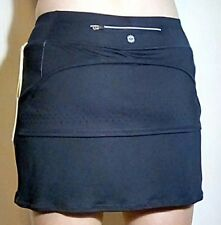 NEW Tangerine Women's Active Skort with Perforated Trim Size Large