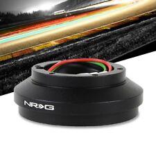 NRG SRK-174H Short Steering Wheel Hub Adapter Black For 94-04 Ford Mustang
