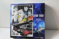 New Star Trek Jigsaw Puzzle by Buffalo Original Series 500pcs Factory Sealed