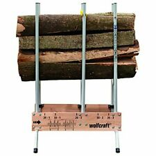 WOLFCRAFT 5121000 FOLDABLE EASY CUT SAW HORSE FOR CHAINSAW USE