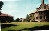 Vintage Postcard - Building On Campus Orberlin College Ohio OH Un-Posted #1512