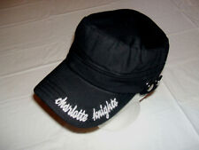 Charlotte Knights MiLB Women's Adjustable Hat Snaps Flat Top NEW White Sox