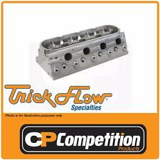 TRICK FLOW ALLOY HEADS LS CATHEDRAL CNC PORTED 225cc/65cc BARE PAIR MIN. 4.000""