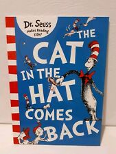 The Lorax,The Cat In The Hat Comes Back, by Dr. Seuss (2 Books)