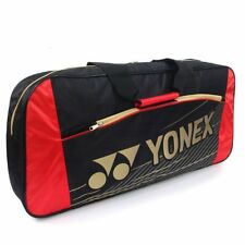 Yonex Bag 4711 Ex Tournament Badminton Racquet Racket Bag - Black - Auth Dealer