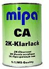 Mipa 2K Clear Coat for Bare Metal 1L