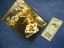 SCORCHED BY NOPERA WHITLEY DVD DAVID LEON PRESENTS MAGIC TRICK